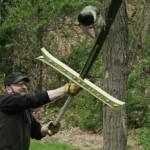 鷹の目のミホークの黒刀「夜」を実際に再現した刀がリアル!