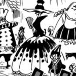 ワンピースネタバレ828話の確定を予想。ビッグマムは魔法使いの魔女?