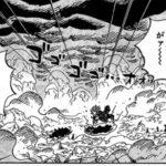 ワンピースネタバレ最新1001話の確定と感想。「鬼ヶ島怪物決戦」